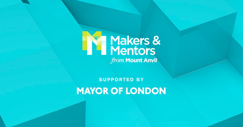 Makers & Mentors: Supported by the Mayor of London